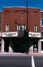 Uptown Theater, a Building.