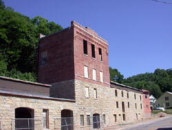 Potosi Brewery, a Building.