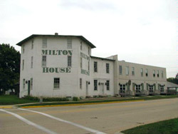 Milton House, a Building.