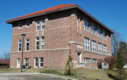 Vernon County Normal School, a Building.