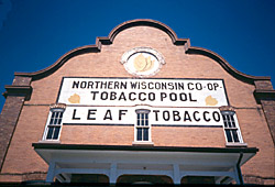 Bekkedal Leaf Tobacco Warehouse, a Building.