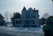 7125 COUNTY HIGHWAY K, a Queen Anne rectory/parsonage, built in Springfield, Wisconsin in 1906.
