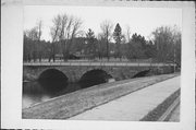 1ST ST, a NA (unknown or not a building) stone arch bridge, built in Merrill, Wisconsin in 1904.