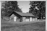 415 E Council St, a Rustic Style camp/camp structure, built in Tomah, Wisconsin in 1934.