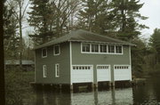 Hagge, Hans J., Boathouse, a Building.