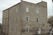 1300 14TH AVE, a Astylistic Utilitarian Building mill, built in Grafton, Wisconsin in 1855.