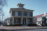 1144 MAIN ST, a Italianate house, built in Racine, Wisconsin in 1868.