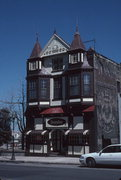 231 S MAIN ST, a Queen Anne tavern/bar, built in Racine, Wisconsin in 1891.