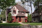 323 N 24TH ST, a Tudor Revival house, built in La Crosse, Wisconsin in 1935.