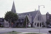 1009 E OGDEN AVE, a Gothic Revival church, built in Milwaukee, Wisconsin in 1891.