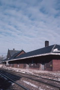 South Milwaukee Passenger Station, a Building.