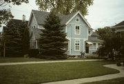 1612 CHURCH ST, a Queen Anne house, built in Wauwatosa, Wisconsin in 1896.