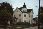 1630 CHURCH ST, a Queen Anne house, built in Wauwatosa, Wisconsin in 1888.