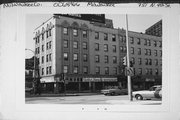 751 N 4TH ST, a Mediterranean Revival hotel/motel, built in Milwaukee, Wisconsin in 1925.