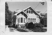 1438 RUTLEDGE ST, a Bungalow house, built in Madison, Wisconsin in 1924.