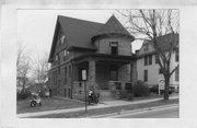 137 E GORHAM ST, a Queen Anne house, built in Madison, Wisconsin in 1893.