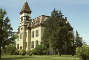 COUNTY HIGHWAY M, a Queen Anne university or college building, built in Herman, Wisconsin in 1882.