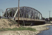 MAIN ST, a NA (unknown or not a building) overhead truss bridge, built in Newburg, Wisconsin in 1929.