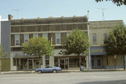 165 MAIN ST, a Queen Anne retail building, built in Menasha, Wisconsin in .