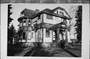 200 S VINE AVE, a Queen Anne house, built in Marshfield, Wisconsin in 1898.