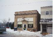 First National Bank, a Building.