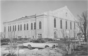 1450 MONROE ST, a Neoclassical recreational building/gymnasium, built in Madison, Wisconsin in 1929.