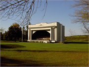 Elkhorn Band Shell, a Structure.