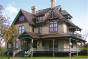 625 W PROSPECT AVE, a Queen Anne house, built in Appleton, Wisconsin in 1881.