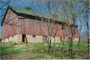 Bedrud--Olson Farmstead, a Building.