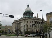 Manitowoc County Courthouse, a Building.