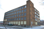 2402 FRANKLIN ST, a Astylistic Utilitarian Building industrial building, built in Manitowoc, Wisconsin in 1929.