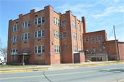 Eau Claire Vocational School, a Building.