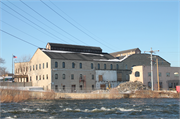Eagle Paper and Flouring Mill, a Building.