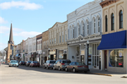 Downtown Baraboo Historic District, a District.