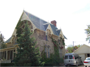 1924 PINE ST, a High Victorian Gothic house, built in Stevens Point, Wisconsin in 1872.
