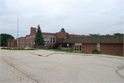 614 SCHOOL PL, a Contemporary elementary, middle, jr.high, or high, built in West Bend, Wisconsin in 1924.
