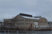 600 Thilmany Rd, a Astylistic Utilitarian Building mill, built in Kaukauna, Wisconsin in 1872.