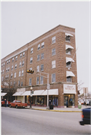 207 W COOK ST, a Commercial Vernacular hotel/motel, built in Portage, Wisconsin in 1927.