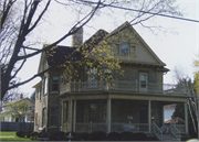 400 N WASHINGTON ST, a Queen Anne house, built in Watertown, Wisconsin in 1894.