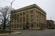 204 WASHINGTON AVE, a Neoclassical meeting hall, built in Oshkosh, Wisconsin in 1925.