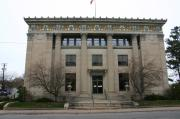 220 WASHINGTON AVE, a Neoclassical large office building, built in Oshkosh, Wisconsin in 1925.