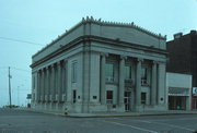 319 W 2ND ST, a Neoclassical bank/financial institution, built in Ashland, Wisconsin in 1921.