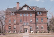 1411 ELLIS AVE, a Romanesque Revival university or college building, built in Ashland, Wisconsin in 1893.