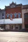 528 HEWETT ST, a Italianate retail building, built in Neillsville, Wisconsin in 1895.
