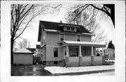 147 W PRAIRIE ST, a Craftsman house, built in Columbus, Wisconsin in 1921.