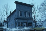 306 S 3RD AVE, a Italianate small office building, built in Sturgeon Bay, Wisconsin in 1875.