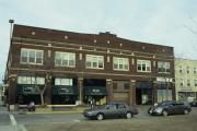 505 S BARSTOW ST, a Twentieth Century Commercial retail building, built in Eau Claire, Wisconsin in 1917.