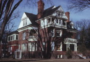 1310 STATE ST, a Queen Anne house, built in Eau Claire, Wisconsin in 1888.