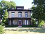 3110 ERIE AVE, a Italianate house, built in Sheboygan, Wisconsin in 1852.