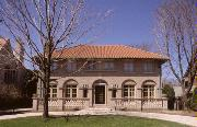 3233 N LAKE DR, a Mediterranean Revival house, built in Milwaukee, Wisconsin in 1924.